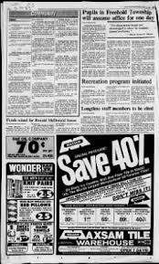 Maxsam Tile East Brunswick Nj by Asbury Park Press From Asbury Park New Jersey On May 14 1987