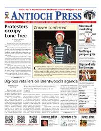Marana Pumpkin Patch Accident by Antioch Press 10 21 11 By Brentwood Press U0026 Publishing Issuu