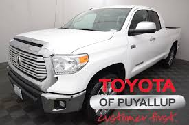 100 Puyallup Cars And Trucks Toyota Tundra For Sale In WA 98372 Autotrader