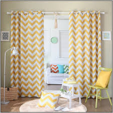 Noise Reducing Curtains Uk by Yellow Chevron Curtain Fabric Uk Menzilperde Net Remarkable And