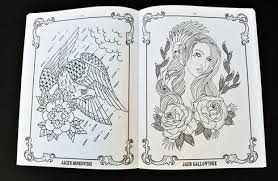 The Coloring Book Project A Collection By 100 Artists From Around World Brett