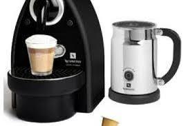 Huis Inrichten Nespresso Essenza Coffee Machine