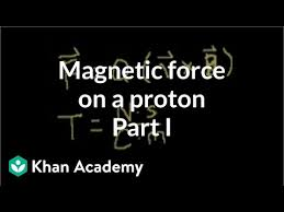 Magnetic Force On A Proton Example Part 1 Video