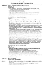 Administrative Project Coordinator Resume Samples | Velvet Jobs 10 Clinical Research Codinator Resume Proposal Sample Leer En Lnea Program Rumes Yedberglauf Recreation Samples Velvet Jobs Project Codinator Resume Top 8 Youth Program Samples Administrative New Patient Care 67 Cool Image Tourism Examples By Real People Marketing Projects Entrylevel Data Specialist Monstercom