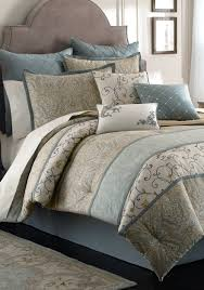 Kenneth Cole Bedding by Laura Ashley Berkley 4 Piece Bedding Collection Online Only Belk