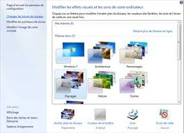ordinateur bureau windows 7 personnaliser un pc sous windows 7 wekyo