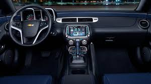 Chevrolet Camaro Z28 2016 Interior View