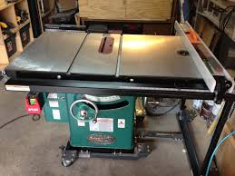 Grizzly 1023 Cabinet Saw by Review Another 1023 Rlw Review By Ksicon Lumberjocks Com