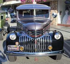100 1946 Chevy Panel Truck Serious Chrome On This Front Grill Make This Chevrolet