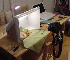Simply Cooked Light Box for Staging Food graphy Step by Step
