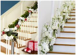 Holiday Decor: Stair Banister Garland Traditional, Handrails For ... Dress Up A Lantern Candlestick Wreath Banister Wedding Pew 24 Best Railing Decour Images On Pinterest Wedding This Plant Called The Mandivilla Vine Is Beautiful It Fast 27 Stair Decorations Stairs Banisters Flower Box Attractive Exterior Adjustable Best 25 Staircase Decoration Ideas Pin By Lea Sewell For The Home Rainy And Uncategorized Mondu Floral Design Highend Dtown Toronto Banister Balcony Garden Viva Selfwatering Planter 28 Another Easyfirepitscom Diy Gas Fire Pit Cversion That