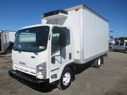 100 Npr Truck 2009 Isuzu NPR Reefer With Electric Standby 000965 Cassone