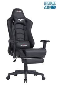 Ficmax Ergonomic Gaming Chair Racing Style Office Chair Highback ... Racing Gaming Chair Black And White Moustache Executive Swivel Leather Highback Computer Pc Office The 14 Best Chairs Of 2019 Gear Patrol Pc 2018 Amazon A Full Review 10 Of Ficmax Ergonomic Style Highback Replica Grant Featherston Contour Lounge Chair Ebarza Mdkstorehome Chair Desk Under 200 Rlgear Most Popular Comfortable