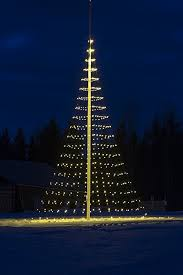 FLAGPOLE CHRISTMAS TREE 20ft