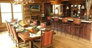 Dining Room Ideas Cabin Farmhouse Style