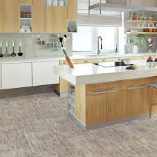 Trafficmaster Vinyl Tile Groutable by Trafficmaster Take Home Sample Brushed Wood Greige Resilient