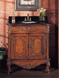 Single Sink Bathroom Vanity With Granite Top by Cherry Sink Cabinet Granite Top Bathroom Sink Vanity Cabinets