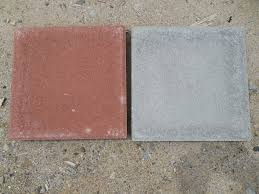 16x16 Red Patio Pavers by Patio Stones U2013 Bischer Landscaping