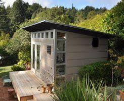 design u0026 build your own modern backyard shed or studio 3d prefab