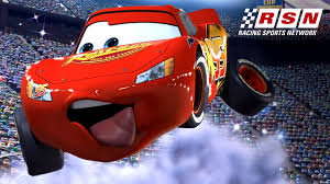 Lightning McQueen | Characters | Disney Cars
