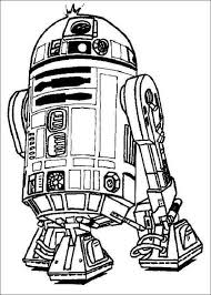 Star Wars Coloring Pages 1