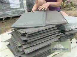 faux slate roof tiles