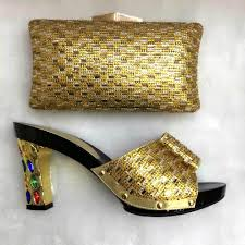 compare prices on gold evening shoes for women online shopping