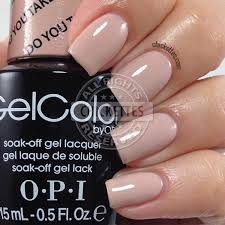 nicely polished opi gelcolor do you take lei away 15ml