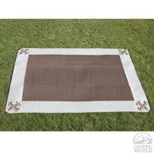 Reversible Patio Mat 8 X 16 by Slide 1 Clearance Outdoor Rug Camping Picnic Rv Patio Rugs