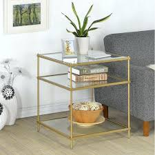 Walmart Metal Sofa Table by Glass Sofa Tables Furniture Simplicity End Table Overstock