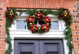 Colonial Christmas Decorating Ideas Williamsburg Decoration Inspiration PopBetty