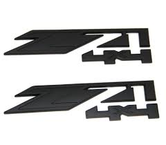 2pcs Matte Black Z71 4x4 Emblems GMC Chevy Silverado Sierra Tahoe ... Chirds 1959 Apache31 Chevyspecs Chevy Emblem Drawing At Getdrawingscom Free For Personal Use Silverado Replacement Lovely Black Bowtie W Oem 2016 Chevy Silverado Gm Bowtie Front Grill Grille Blem Badge New Tail Gate Blem Tailgate 19992003 With Gold Gmc Truck Emblems Decals 2015 By Classic Industries Mexico Lvadosierracom Lets See Your Custom Logo Muzzys Texas Edition 3m Stick On Badge Sierra 198187 Fullsize Hood Ornament Special Trucks Spitzer Chevrolet 2pcs Chrome Finish 3d Badges For