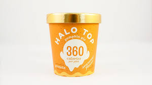 Tim Hortons Pumpkin Spice Latte Calories by Praise Be To The Fall Gods Halo Top Releases Low Cal Pumpkin Pie