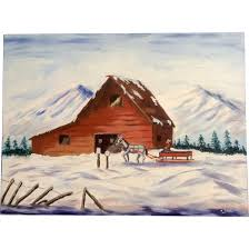 Dot Nix, Folk Art Barn In Winter Oil Painting On Canvas Panel ... Hamilton Hayes Saatchi Art Artists Category John Clarke Olson Green Mountain Fine Landscape Garvin Hunter Photography Watercolors Anna Tderung G Poljainec Acrylic Pating Winter Scene Of Old Barn Yard Patings More Traditional Landscape Mciahillart Barn Original Art Patings Dlypainterscom Herb Lucas Oil Martha Kisling With Heart And Colorful Sky By Gary Frascarelli Artist Oil Pating