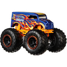 100 Monster Truck Hot Wheels Delivery S Wiki FANDOM Powered By Wikia