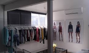 Fashionable Clothing Racks For Boutiques