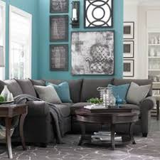 such a sophisticated living room styled with our vapor sectional