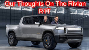 100 Electric Truck For Sale Rivian Beats Tesla To Unveil Should We Buy One
