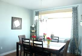 Curtain For Dining Room Curtains Valances