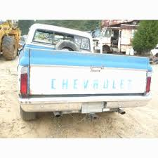 100 72 Chevy Trucks 1971 Pickup Parts Best 1971 Truck Tailgate Tailgates