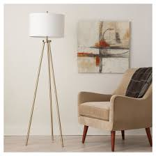 3 Globe Arc Floor Lamp Target by Tripod Floor Lamp Antique Brass Includes Cfl Bulb Project 62