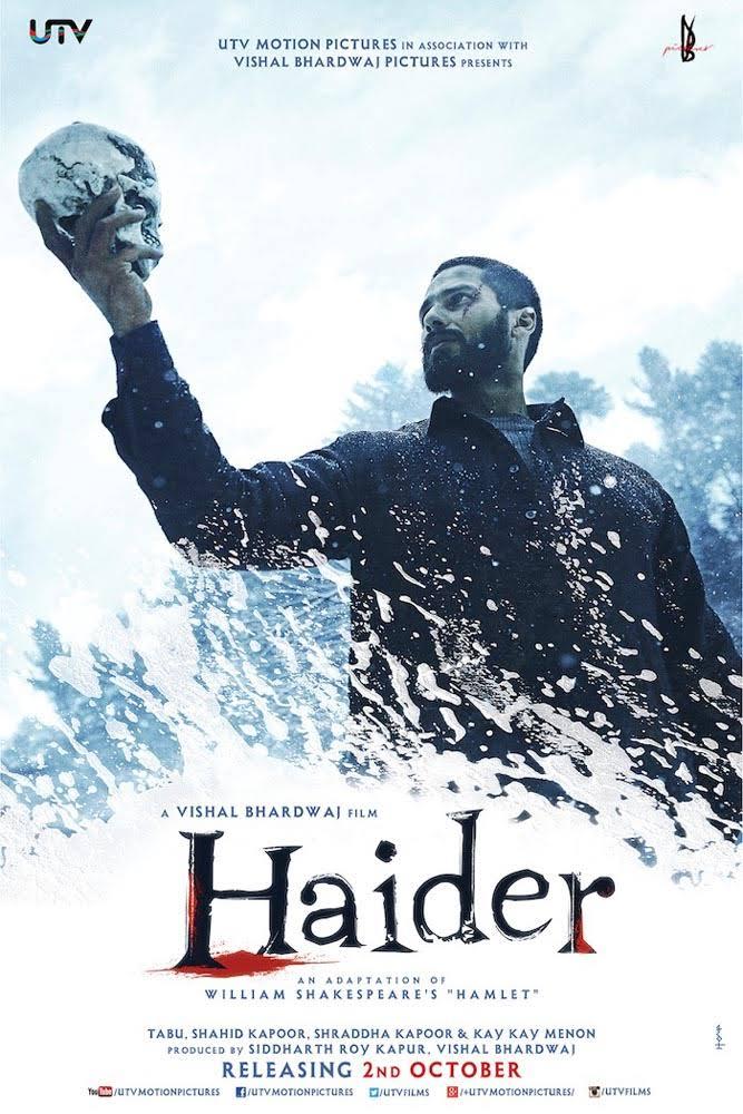 Haider Hindi Movie Download HD BluRay 2014