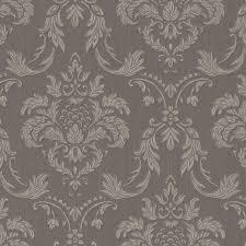 casa padrino barock textiltapete grau silber braun 10 05 x 0 53 m wohnzimmer tapete im barockstil hochwertige qualität