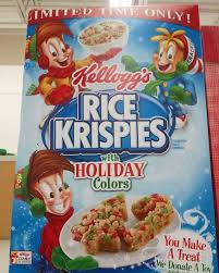 Rice Krispie Christmas Tree Pops by Rice Krispies Cerealously