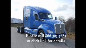 Brand New Kenworth Semi Truck For Sale In Missouri - YouTube