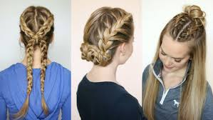 Gorgeous Sporty Hairstyles For Summer