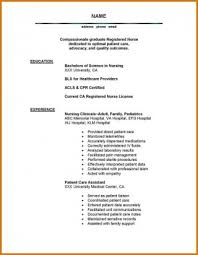 Ideas Collection Example Of Good And Resumes Nice Resume Examples
