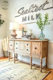 Rustic Sideboard Buffet Table A Dining Room Decor Elegant Awesome Farmhouse Decoration Ideas