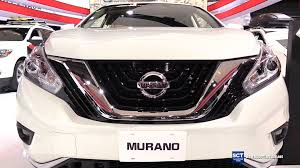 2015 Nissan Murano Platinum Exterior and Interior Walkaround