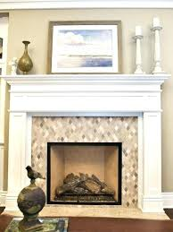Houzz Fireplace Best Tile Ideas Design Remodel Pictures Regarding
